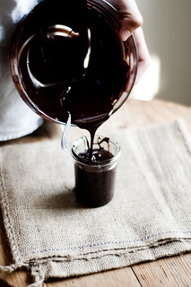 chocolate fudge sauce | by TheSophisticatedGourmet
