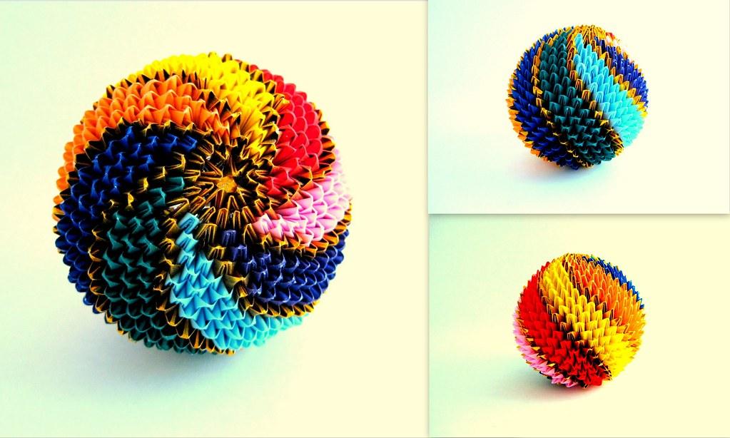 Medium Temari Ball