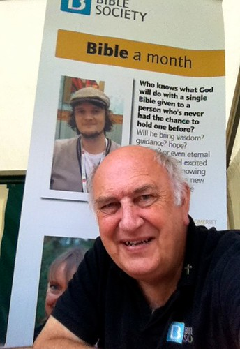 61-365 (Year 6) On the Bible Society stand | by ♔ Georgie R