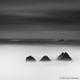 Marine Layer Minimalism | by Silver Doctor