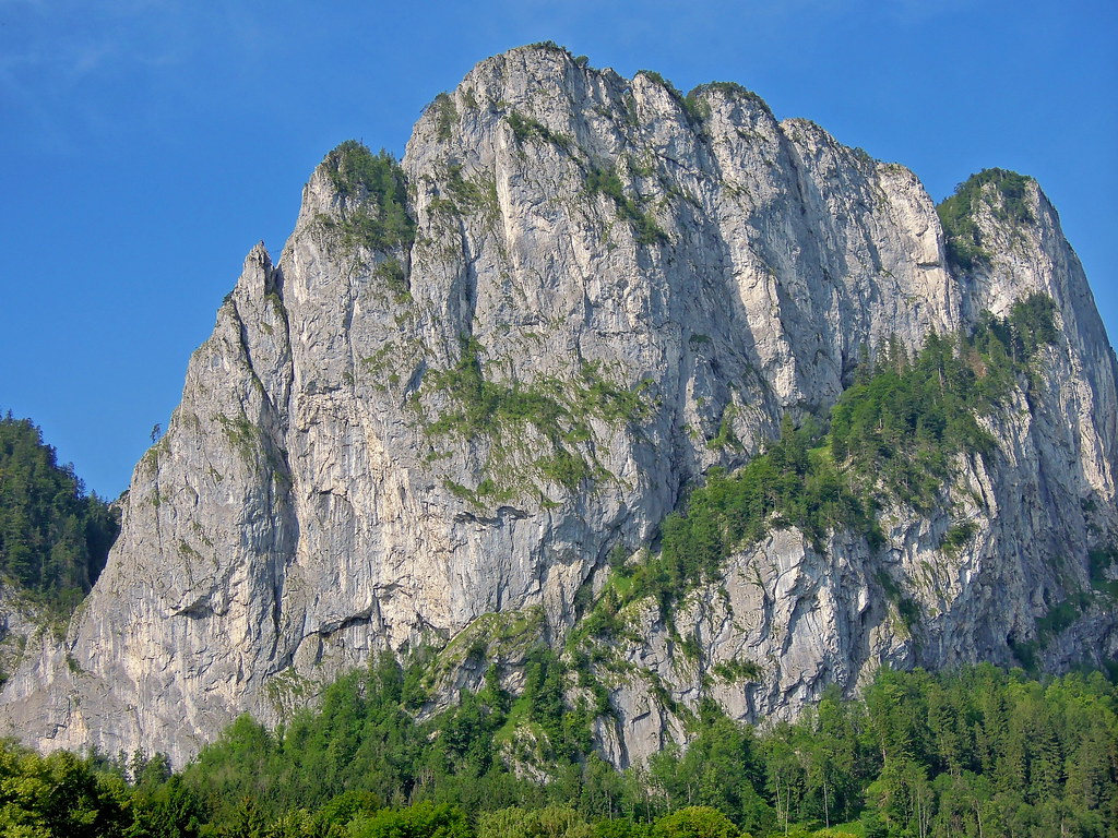 Klettersteig Mondsee : Drachenwand klettersteig in st lorenz mondsee alesduchac flickr