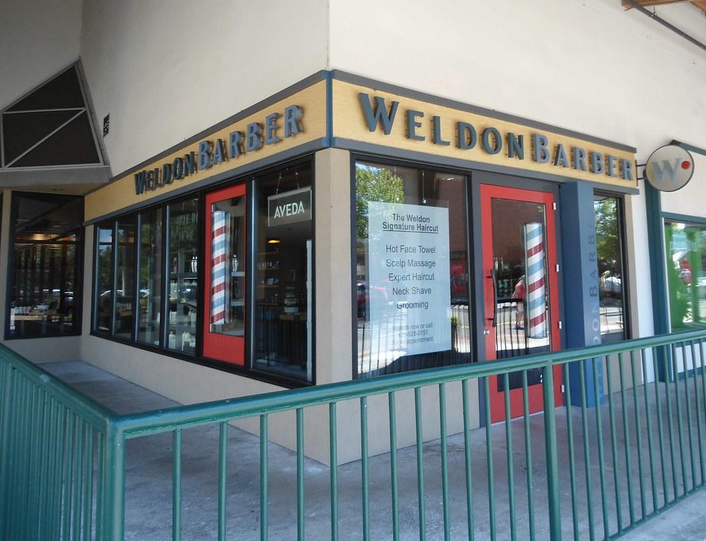Weldon Barber Salon Kirkland Wa Patricksmercy Flickr