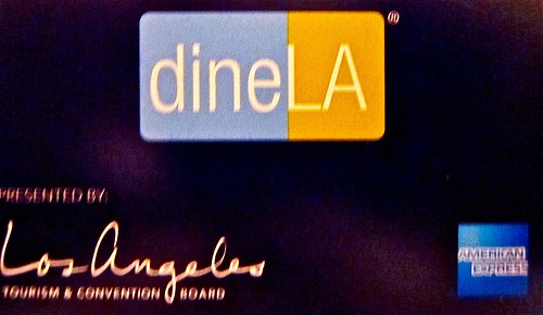 dineLA logo | by jayweston@sbcglobal.net