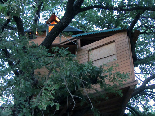 Tree House - summer 2012 | by cepatri55