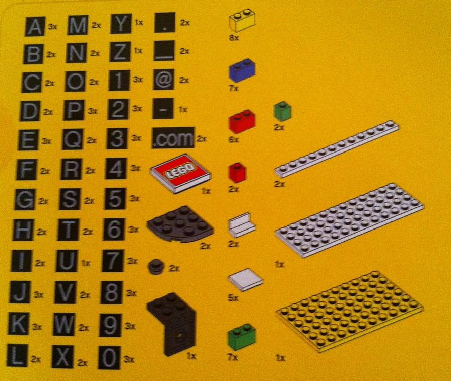 Lego business card holder parts list also includes a busin flickr lego business card holder parts list by ja7ond reheart Gallery