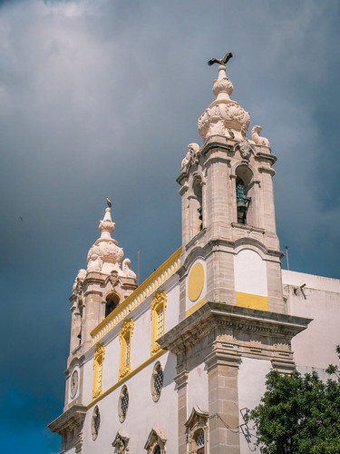 Igreja do Carmo, Faro | by never meant to see