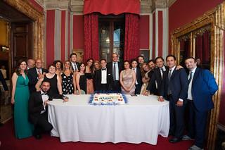 Cinquantenario AIGA - 10 giugno 2016 - Cena di Gala