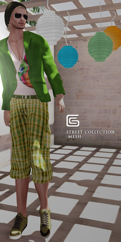 MWFW 2012 - GizzA - Street Collection [Mesh] | by Giz Seorn