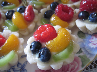 Fruit Tartlets | by Eastlake Victorian