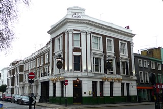 Mall tavern notting hill w8 a very pleasant pub just for 71 73 palace gardens terrace notting hill london w8 4ru