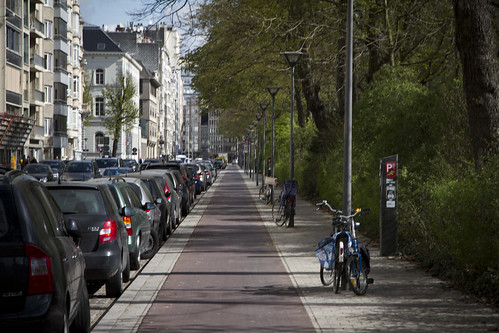 Antwerp Cycle Track New_1 | by Mikael Colville-Andersen