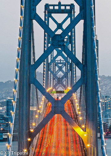 San Francisco: Bay Bridge | by KP Tripathi (kps-photo.com)