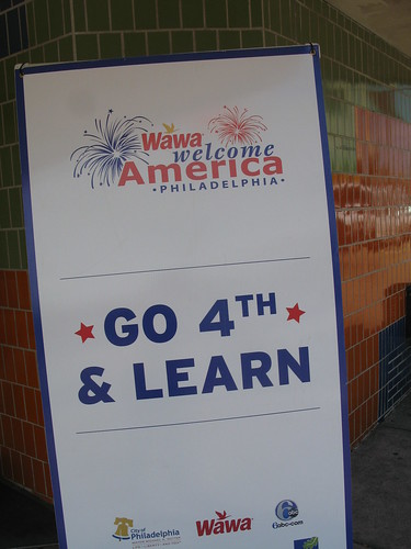 The Wawa Welcome America! Go 4th & Learn series will continue with Go 4th & Learn About Mummers | by Travelin' Man USA