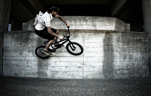Eden Cafe Owner/ BMX Rider Randall Pina Jr. | by amandajcain