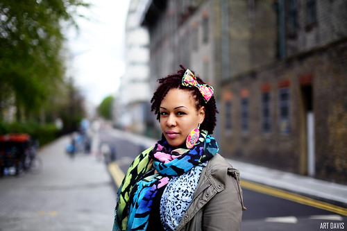Ameyo Stylez | London | by Art Davis Photography
