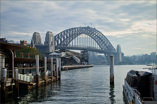 Sydney Harbour Bridge | by wine_scribbler