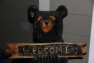 203-PROJECT366! Bear Welcome | by geotraveler2003@yahoo.com