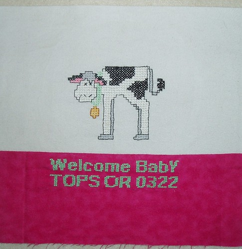 TOPS Quilt Block | by smalltown97038