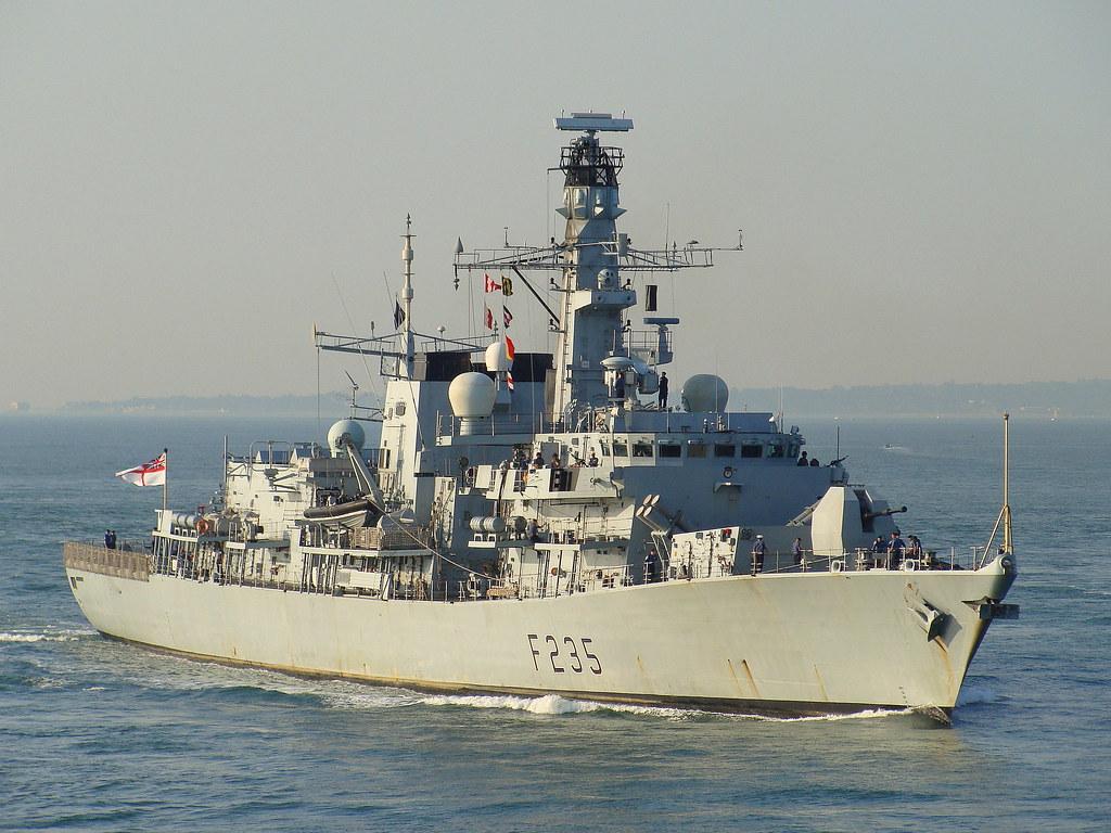 「HMS Monmouth (F235)」的圖片搜尋結果
