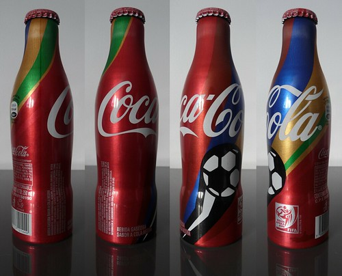 fifa wc 2010 venezuela 0 coca cola aluminium bottles flickr. Black Bedroom Furniture Sets. Home Design Ideas