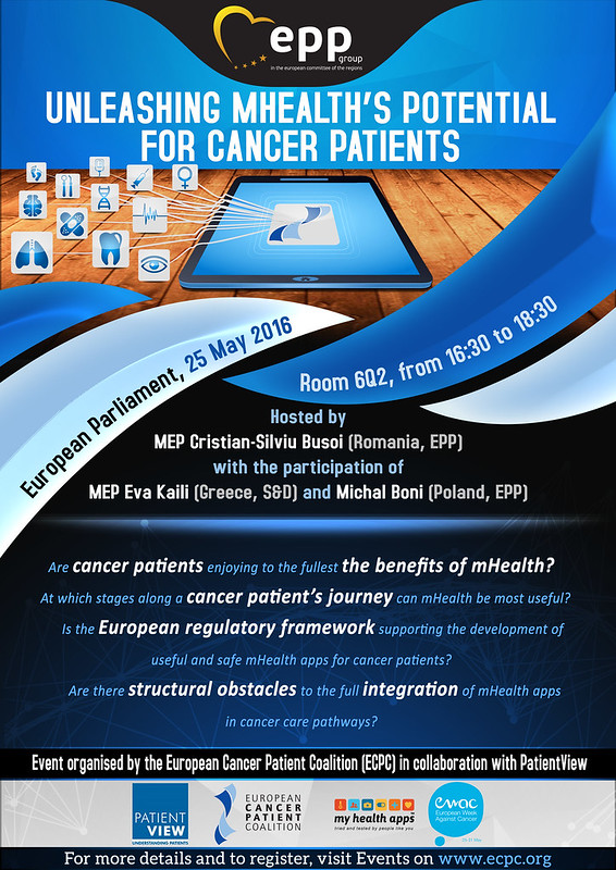 Unleashing mHealth's potential for cancer patients