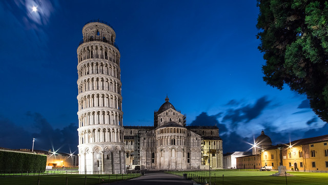 The leaning tower - Pisa, Italy - Travel photography