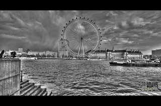 London Eye_2 | by BarryAdams Images