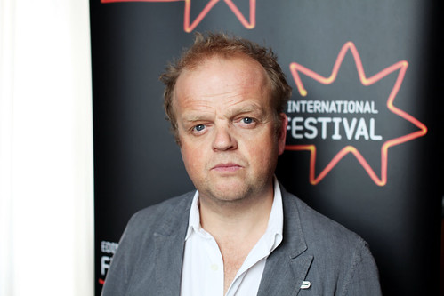 Toby Jones at a photocall for Berberian Sound Studio in Edinburgh | by Edinburgh International Film Festival