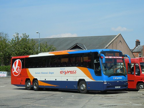 Stagecoach Western - SF57 DPY (54043) | by MSE062