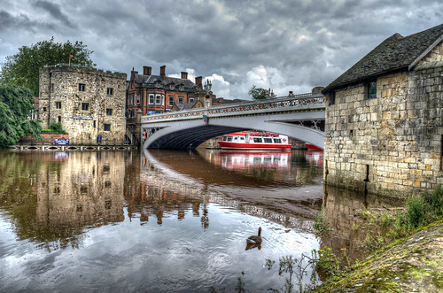 Lendal Bridge, York | by inreflection