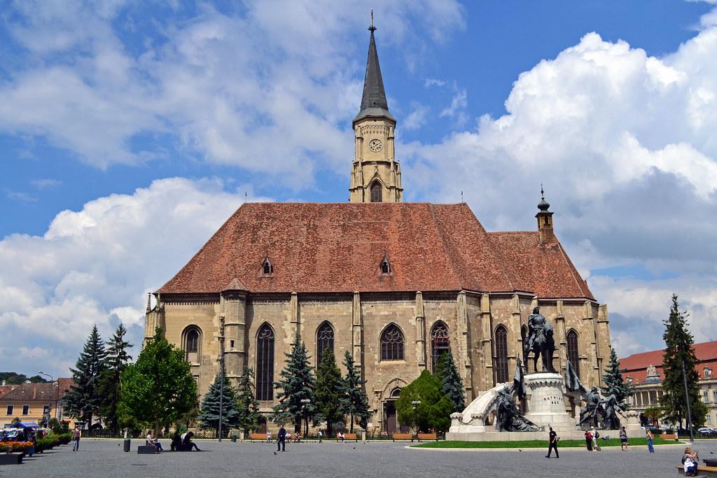 Biserica Sfântul Mihail din Cluj-Napoca