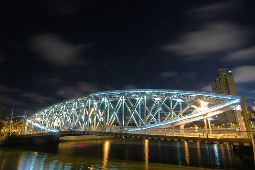 Shanghai - Zhejiang Road Bridge | by cnmark