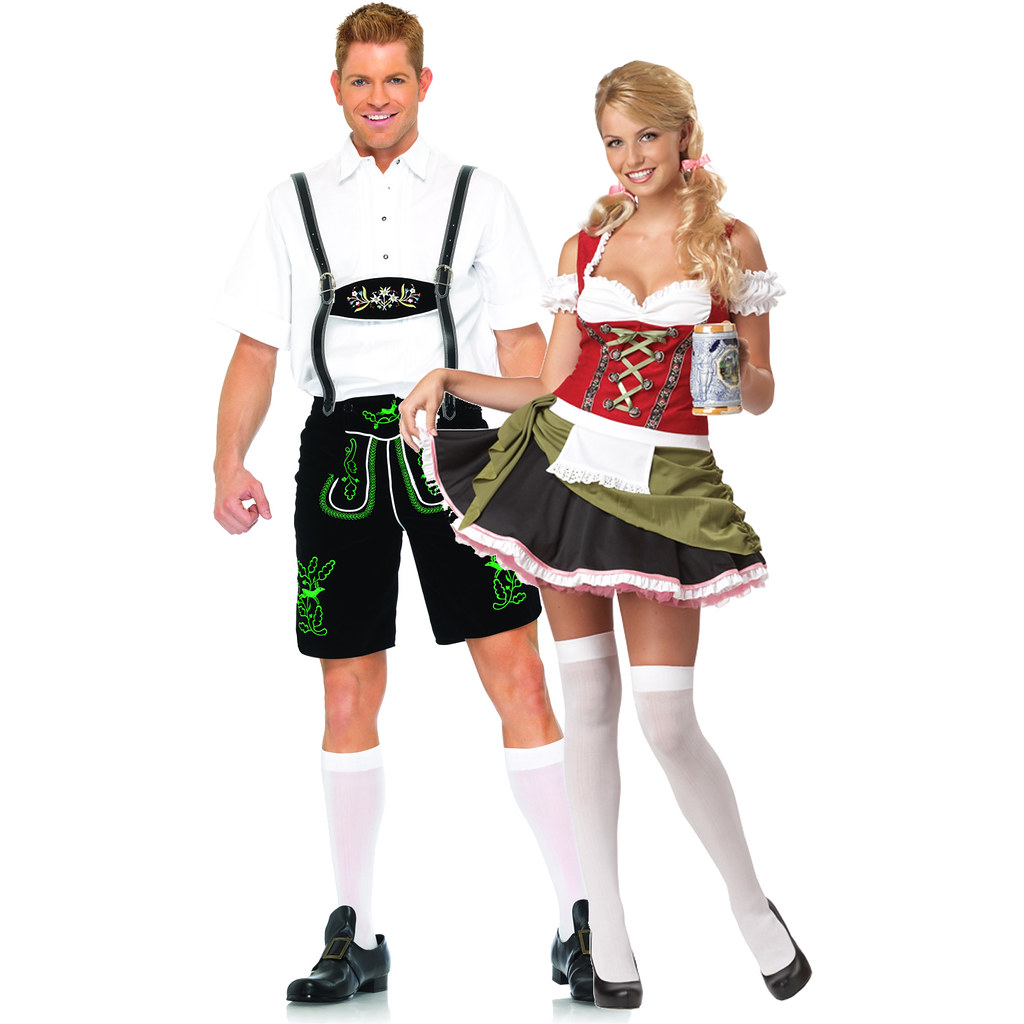 ... bavarian-bar-maid-and-german-lederhosen-sexy-couples-  sc 1 st  Flickr & bavarian-bar-maid-and-german-lederhosen-sexy-couples-costuu2026 | Flickr