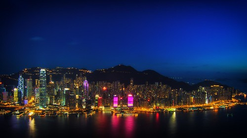 Blue Hour | by HK Buckeye