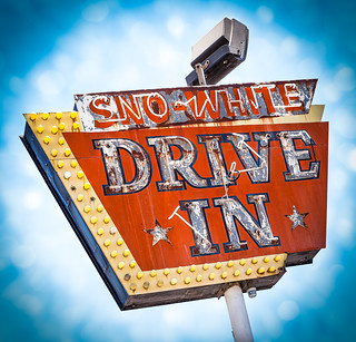 Sno-White Drive In | by Shakes The Clown