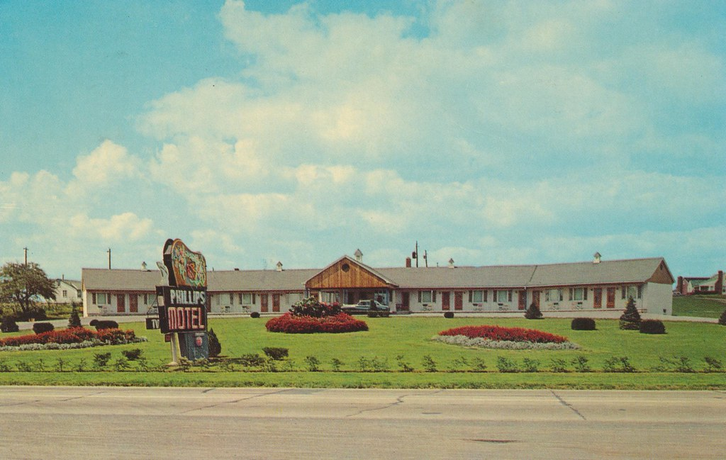 Phillips Motel - Shamokin Dam, Pennsylvania