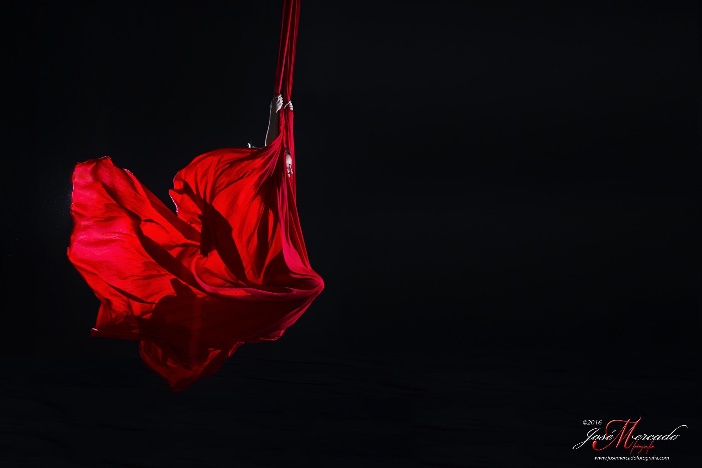 Danza en el aire Foto a Sara Bernabeu Localización On Air