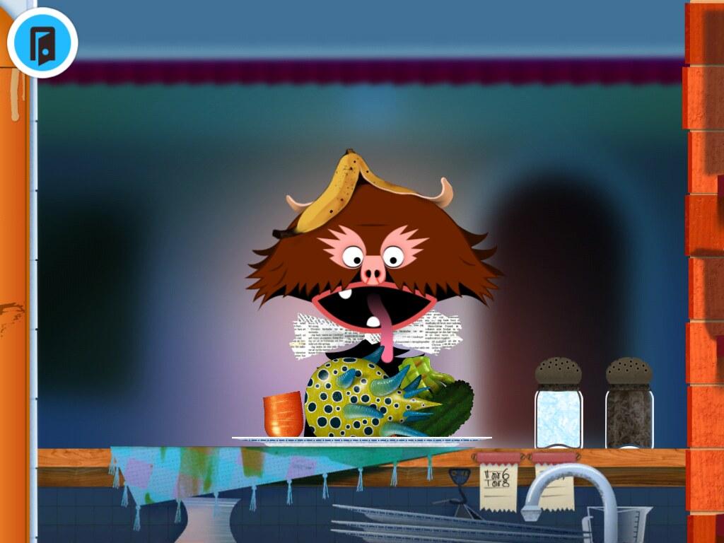 ... Toca Kitchen Monsters (Toca Boca) | By Toca Boca