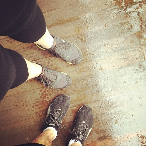 Rainy run! | by Hollywouldifshecould