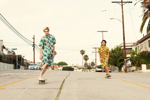 Bape-Undefeated-Summer-2012-Collaboration-Collection-Lookbook-09 | by Odanger1