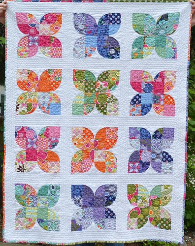 Butterflies - done | by shecanquilt