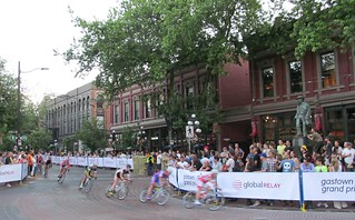 Gastown Grand Prix in Vancouver | by susan gittins