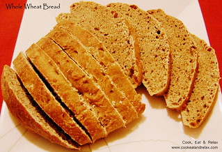 083 whole wheat bread | by shilpamshinde