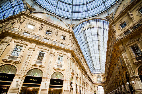 Galleria Vittorio Emanuele | by itspaulkelly