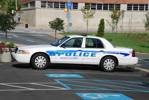 University of Baltimore Police | by So Cal Metro
