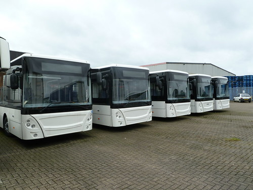 Mystery MAN buses at Avonmouth | by Kebab Eater