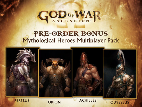 God of War: Ascension on PS3 | by PlayStation.Blog
