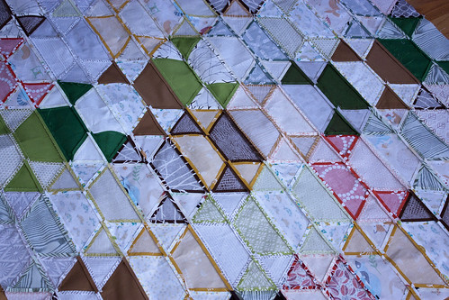 Disco Quilt seams | by jrcraft