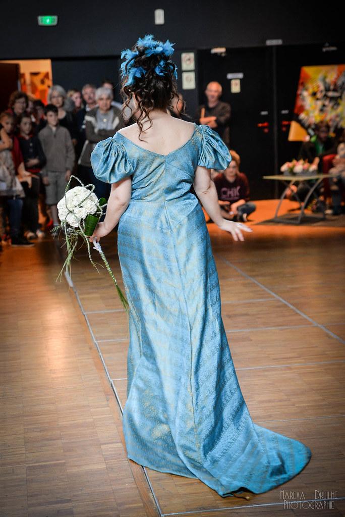 Robe de mariée Hunger Games, robe de mariée fourreau