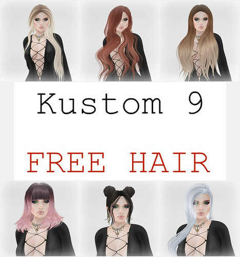 Free Hair @ Kustom9